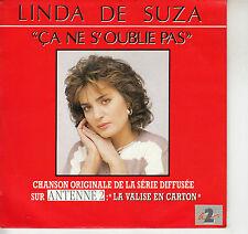 45TRS VINYL 7''/ FRENCH SP LINDA DE SUZA / VALISE EN CARTON