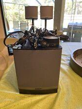 🔥 Bose Companion 3 Series II Multimedia Speaker System PC Speaker System
