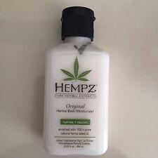 Hempz Original Body Moisturizer Sample Size