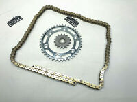 Honda CBR900RR 954 SC50 (1) 02' Front and Rear Drive Sprocket and Chain