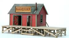 HO SCALE BANTA MODEL WORKS #2082 Herberts Crossing Freight House