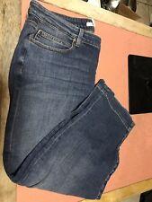 Eileen Fisher Women Jeans 18w Magin Straight Cropped Jean
