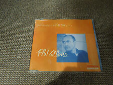 Phil Collins You Ought To Know RARE German Promo CD