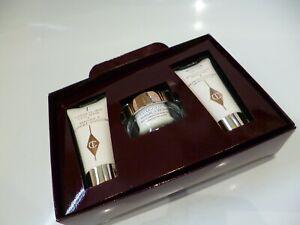 Charlotte Tilbury The Gift Of Goddess Skin Travel Gift Set Magic Cream Mask Glow