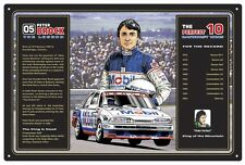 PETER BROCK VL COMMODORE CAR TIN SIGN 20 x 30 cm