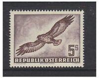 Austria - 1950, 5s Bird (Air) stamp - L/M - SG 1219
