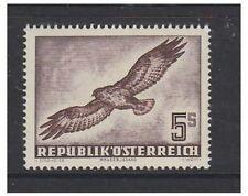 More details for austria - 1950, 5s bird (air) stamp - l/m - sg 1219