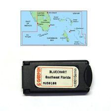 Garmin BlueChart Southeast Florida MUS010R Data Card Marine Chart - 010-C0024-00