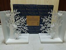 Smart Scents Holder White Woodland Bookends