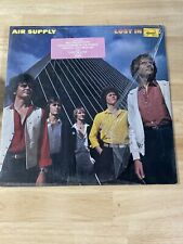 air supply vinyl