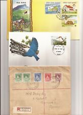 AUSTRALIA/NZ/SOMOA/PAPUA NG/ROSS DEPENDENCY- 17 COVERS IN ALL