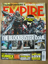 EMPIRE FILM MAGAZINE No 262 APRIL 2011 THE BLOCKBUSTER ISSUE