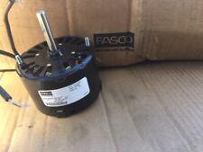Fasco Electric Motor 71635365 115 V  HZ 60  A .25 Type B 63Z9B1 (NEW)