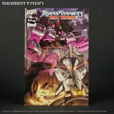 TRANSFORMERS ARMADA #6 Dreamwave Comics 2002 (W) Furman (A) Lee