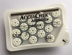 Accu-Chek Multiclix 102 Lancets - 17 Drums