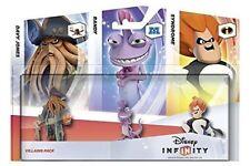 Disney Infinity Playset Villains Syndrome Randy Davy Jones Xbox 360 Ps3 Wii