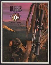 Burris Catalog - 1996