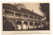 paray-le-monial ,monastère de la visitation --