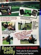 Ready Caddy Golf Cart Accessory Organizer (1)