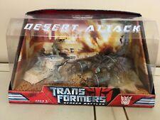 Hasbro Transformers Movie Screen Battles- DESERT ATTACK , NEW UNOPENED