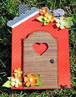 Sizzix Bigz XL House Gift Card Holder die #657378 Retail $39.99 by Eileen Hull