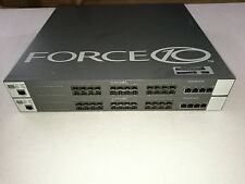 Force10 Networks Force10 (S25-01-GE-24P-DC) 24-Ports External Switch Managed