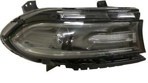 2015 - 2020  DODGE CHARGER RIGHT SIDE XENON HID HEADLAMP ASSEMBLY OEM 68214398AG