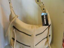 NWT Steve Madden Ivory Hobo Handbag
