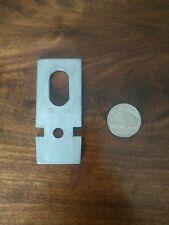 Vintage Apple Macintosh Plus case lock tab