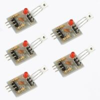 5x Sensor Module Board non-modulator Tube for Arduino Laser Receiver Transmitter