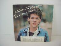 Steve Forbert Alive on Arrival Promo Lp Album Vinyl 33 rpm