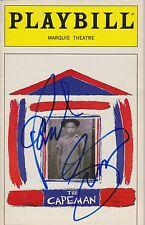 Paul Simon signed The Capeman Playbill