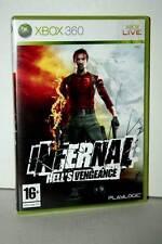 INFERNAL HELL'S VENGEANCE USATO OTTIMO XBOX 360 EDIZIONE ITALIANA GB1 36163