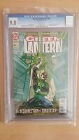 Green Lantern #48 CGC 9.8 1st App Kyle Rayner KEY ISSUE Emerald Twilight Part 1