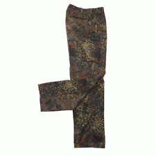 German army surplus flecktarn camouflage combat trousers