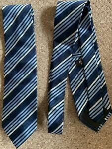 Tie - Blue Striped