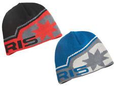 New OEM Polaris Men's Beanie - Blue or Red/Black