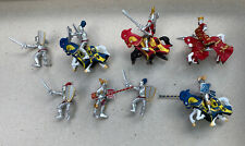 Toy Knights Mini Tub 12 figures from Papo Medieval Era Model 33016