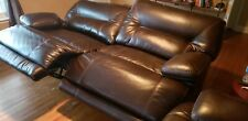 Ashley Reclining Sofa And Over Sz Chair