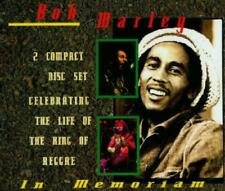 Bob Marley(CD Album)In Memorian-Trojan-CDTAL 400-UK-1991-New