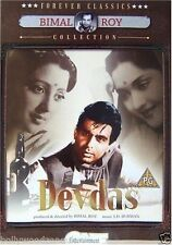 DEVDAS - DILIP KUMAR - VYJAYANTIMALA - NEW BOLLYWOOD DVD - FREE UK POST