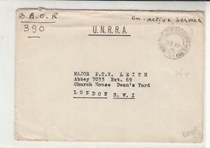 G.B. / Military Mail / Germany / U.N. / U.S.