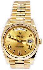 Rolex Day-Date (President) Champagne Men Watch - 228238