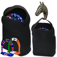 Neoprene Stirrup Covers - Saddle Protection from Scratching - Equestrian - Pair