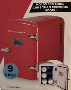 Frigidaire EFMIS175-RED UPGRADE Portable Mini Refrigerator