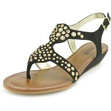 Slingbacks Solid Canvas Sandals & Flip Flops for Women