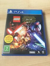 PS4 LEGO   Star Wars Game. Used.