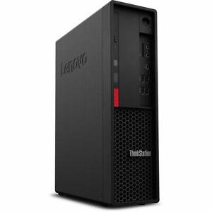 NEW Lenovo Thinkstation P330 SFF G2 i5-9500 3GHz 2TB 16GB DVDRW DP USBC W10P 3YR
