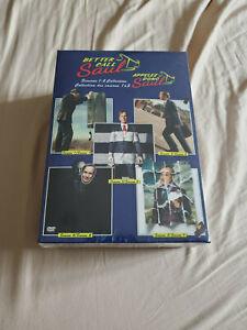 Better Call Saul Complete Series Seasons 1-5 DVD Box Set Brand New!