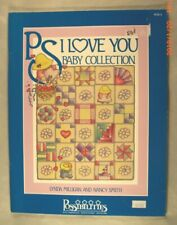 PS I Love You Baby Collection by Nancy J. Smith & Lynda S. Milligan  17 Patterns